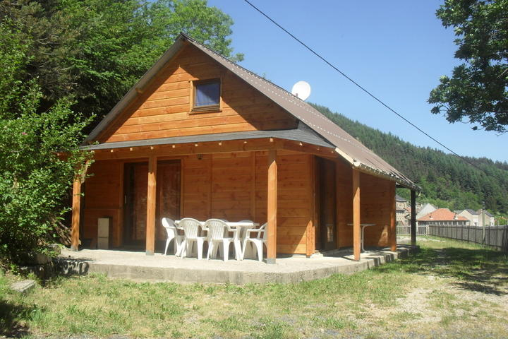 Location Mme Combette Magalie : chalet n°3