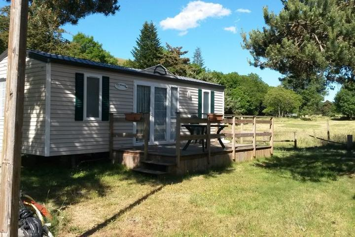 Camping Municipal les Aygues Douces